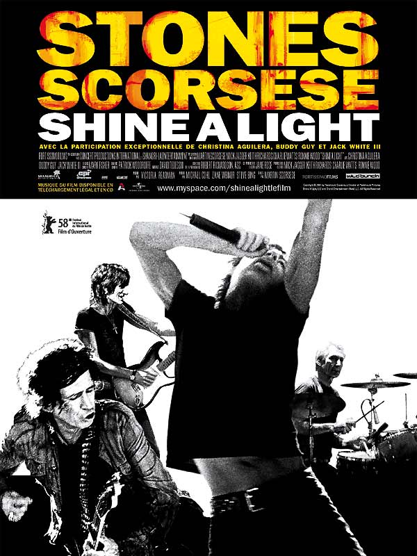Shine a light | Scorsese, Martin (Réalisateur)