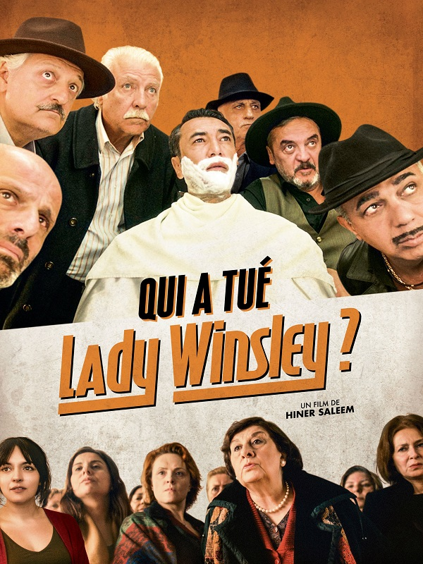Qui a tué Lady Winsley ? |