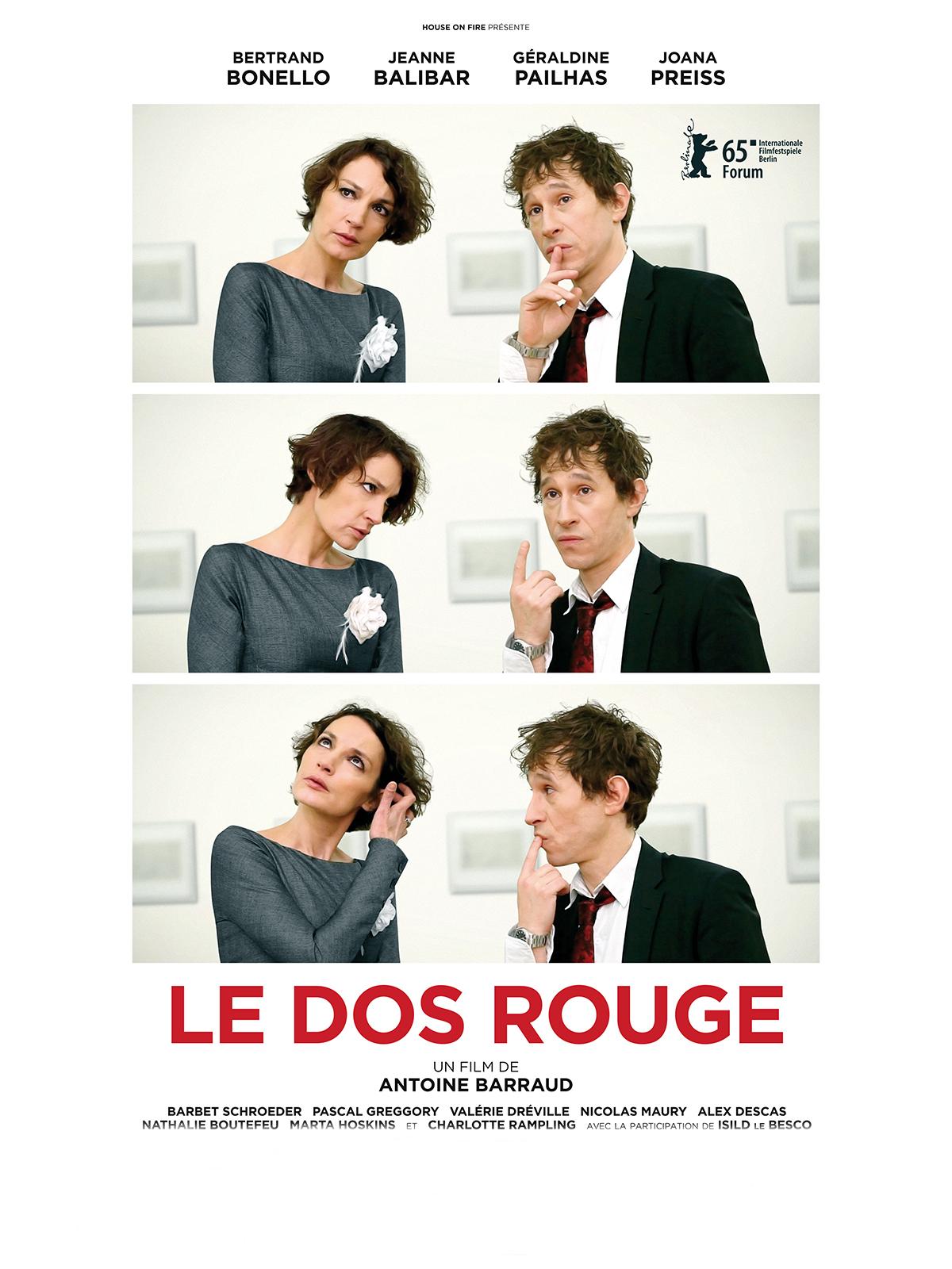 Le Dos Rouge | Barraud, Antoine (Réalisateur)