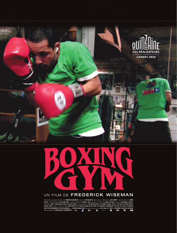 Boxing Gym | Wiseman, Frederick (Réalisateur)