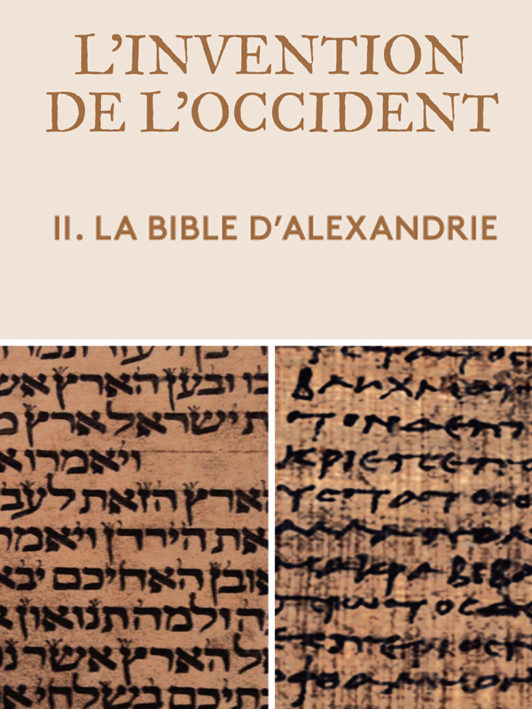 L' invention de l'occident - La bible d'Alexandrie | Salfati, Pierre-henry (Réalisateur)