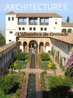 Architectures : l'Alhambra de Grenade | Compain, Frédéric (Réalisateur)