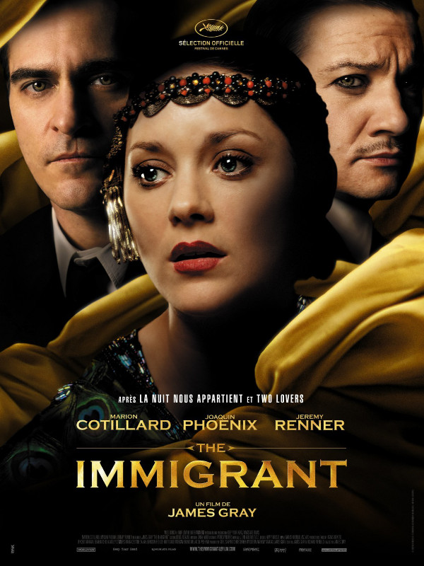 Film Fest Gent The Immigrant