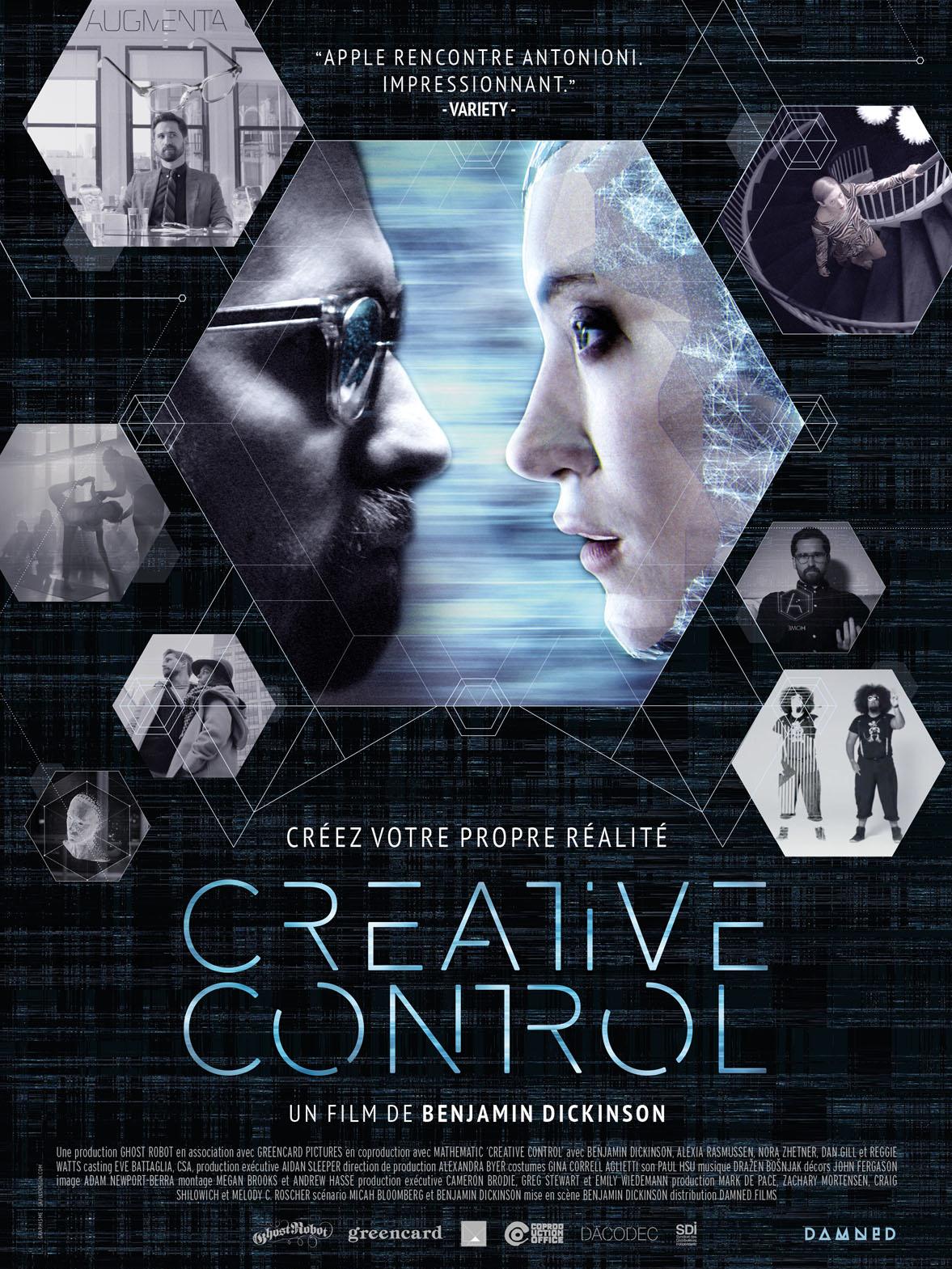 """Afficher """"Creative Control"""""""