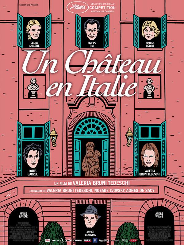 Un Château en Italie | Bruni-Tedeschi, Valéria (Réalisateur)