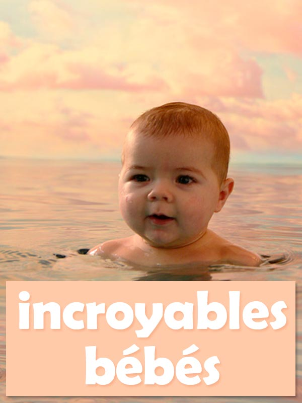 Incroyables bébés ! | Revill, Barny (Réalisateur)