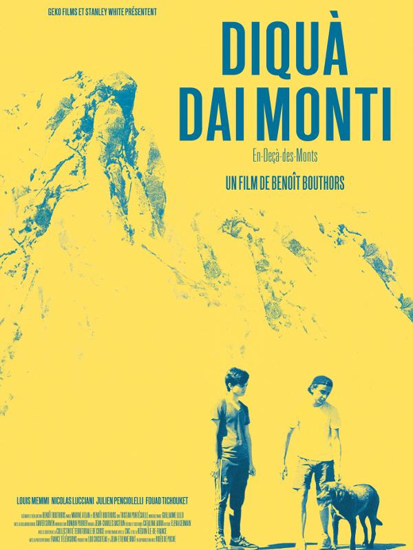 Diquà Dai Monti, en-Deçà-des-Monts | Bouthors, Benoît (Réalisateur)