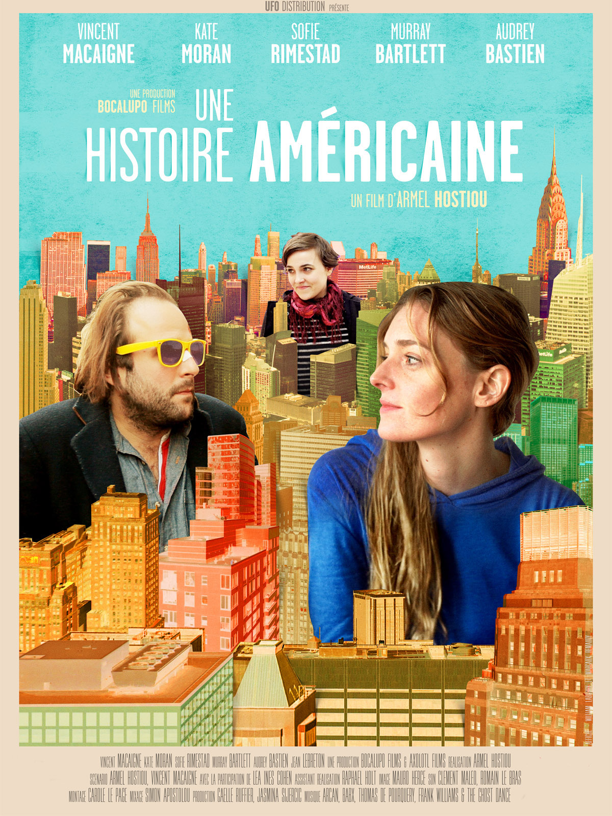 Une Histoire américaine | Hostiou, Armel (Réalisateur)