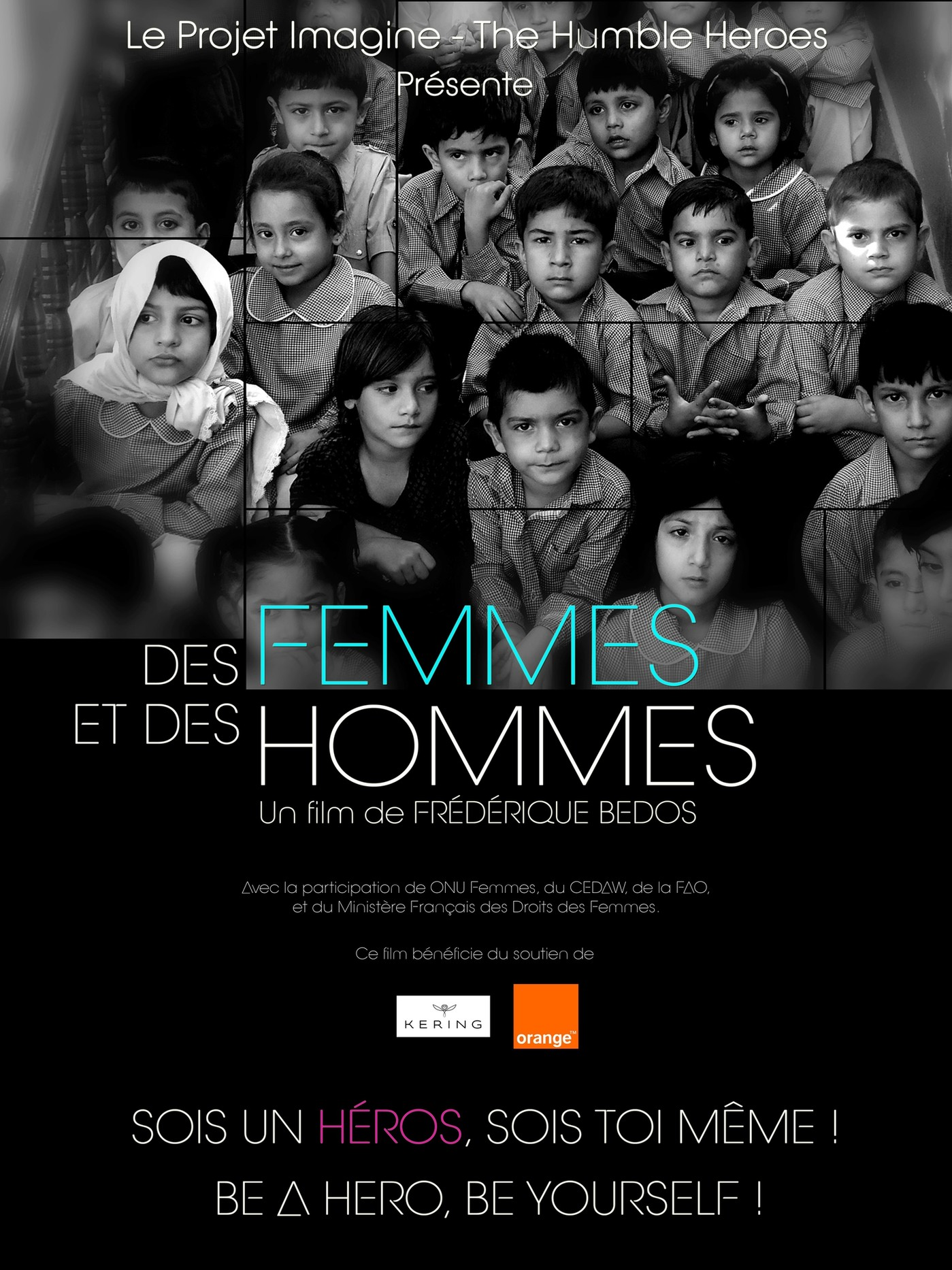 Des femmes et des hommes (115 min)