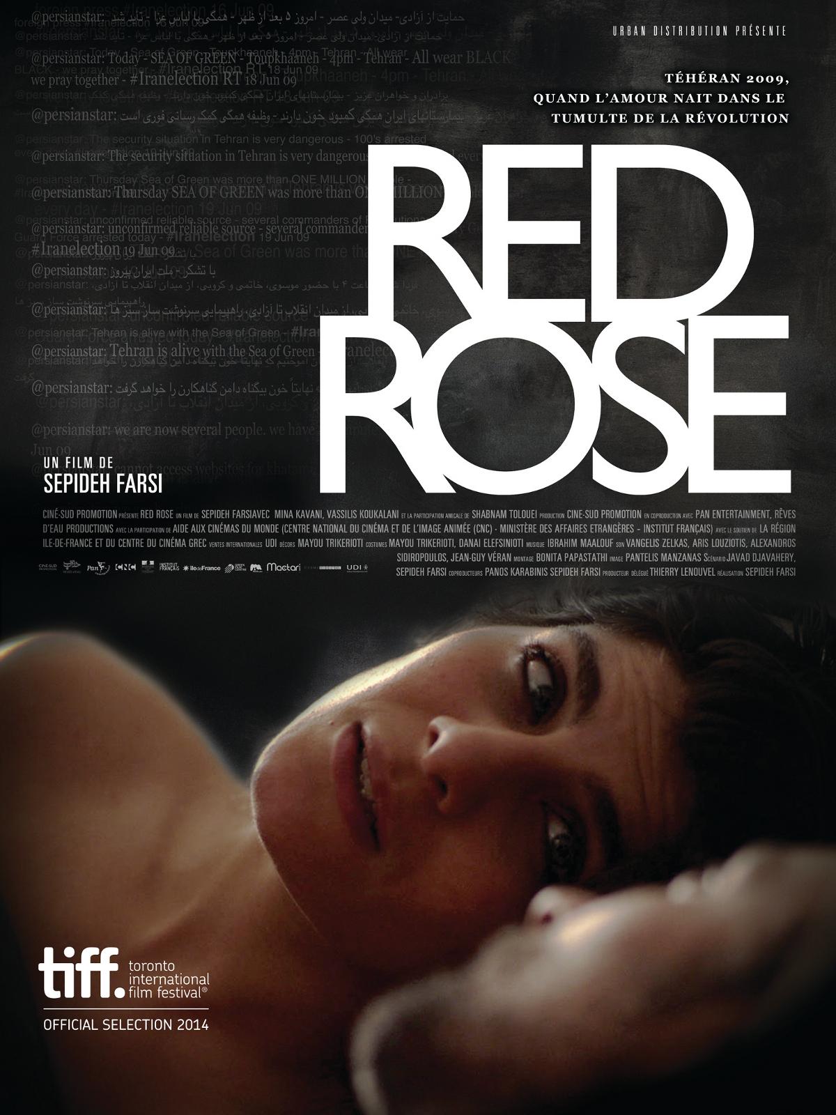 Red Rose | Farsi, Sepideh (Réalisateur)