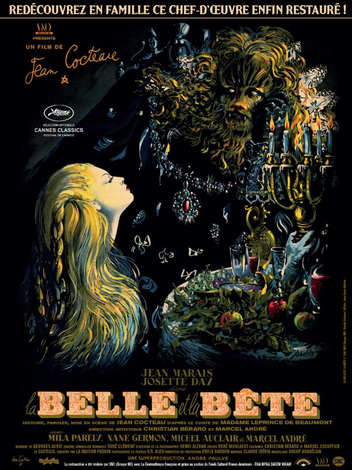La Belle et la Bête | Cocteau, Jean (Réalisateur)