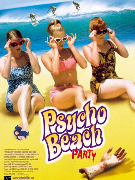 Psycho Beach Party | King, Robert Lee (Réalisateur)