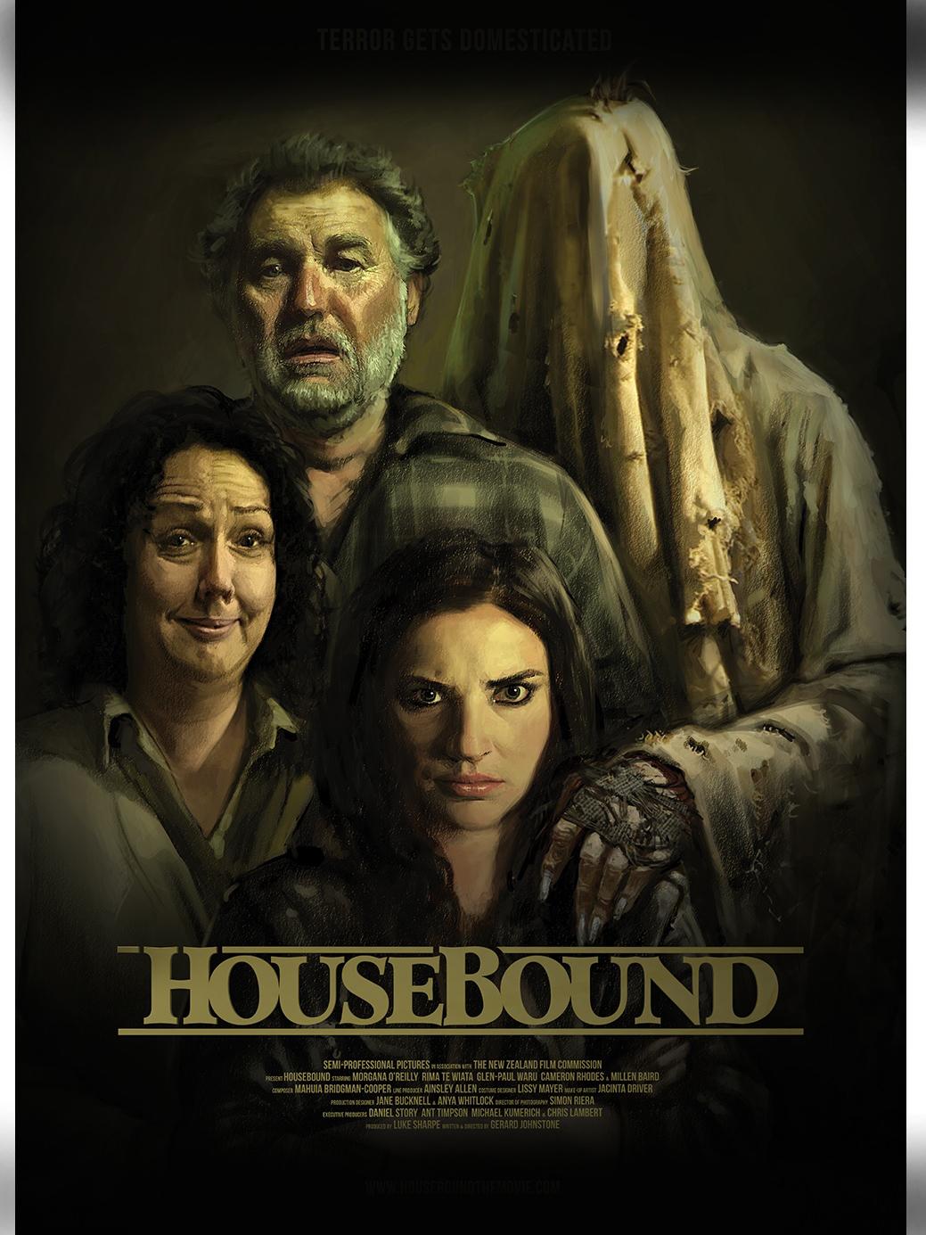 Housebound | Johnstone, Gerard (Réalisateur)