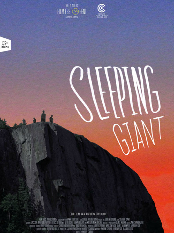Film Fest Gent Sleeping Giant