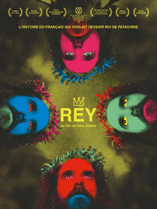 Rey, l'histoire du Français qui voulait devenir Roi de Patagonie |