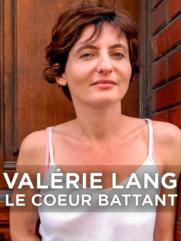 """Afficher """"Valérie Lang - Le Coeur battant"""""""