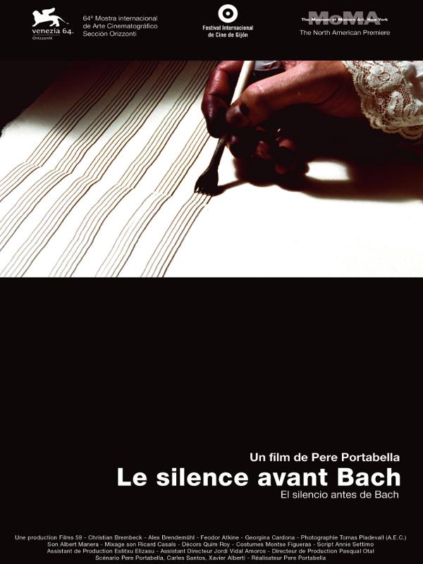 """Afficher """"Le Silence avant Bach"""""""