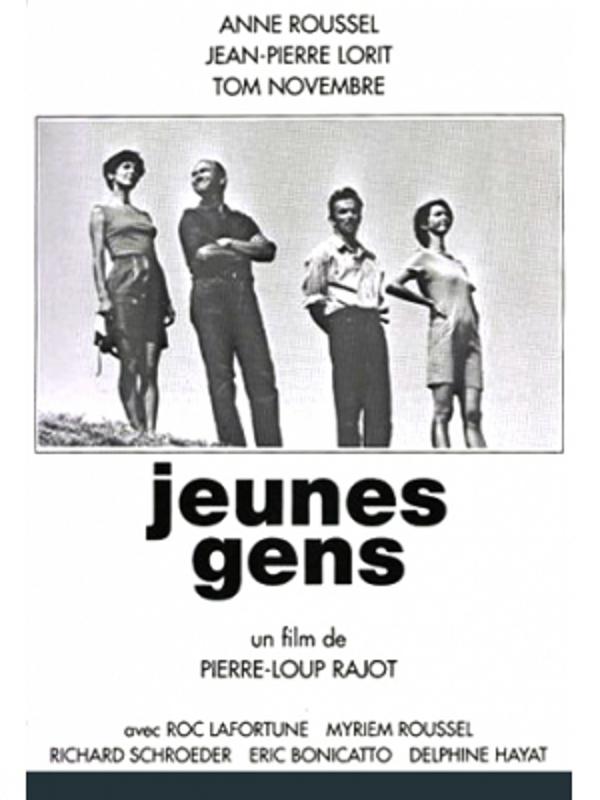 Jeunes gens | Rajot, Pierre-Loup (Réalisateur)