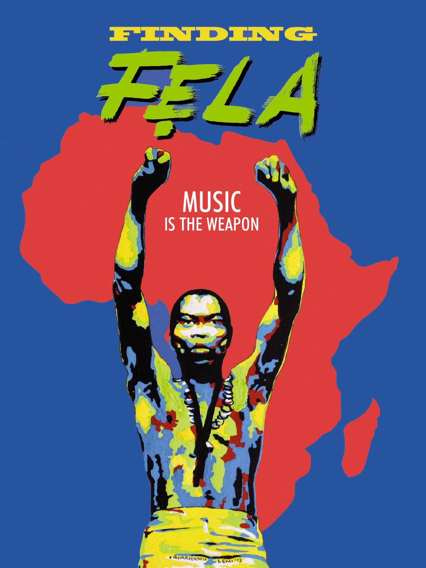 Finding Fela | Gibney, Alex (Réalisateur)