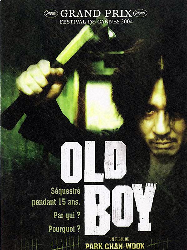 Old Boy | PARK, Chan-wook (Réalisateur)