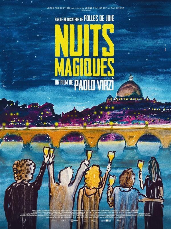 Nuits magiques | Virzì, Paolo (Réalisateur)
