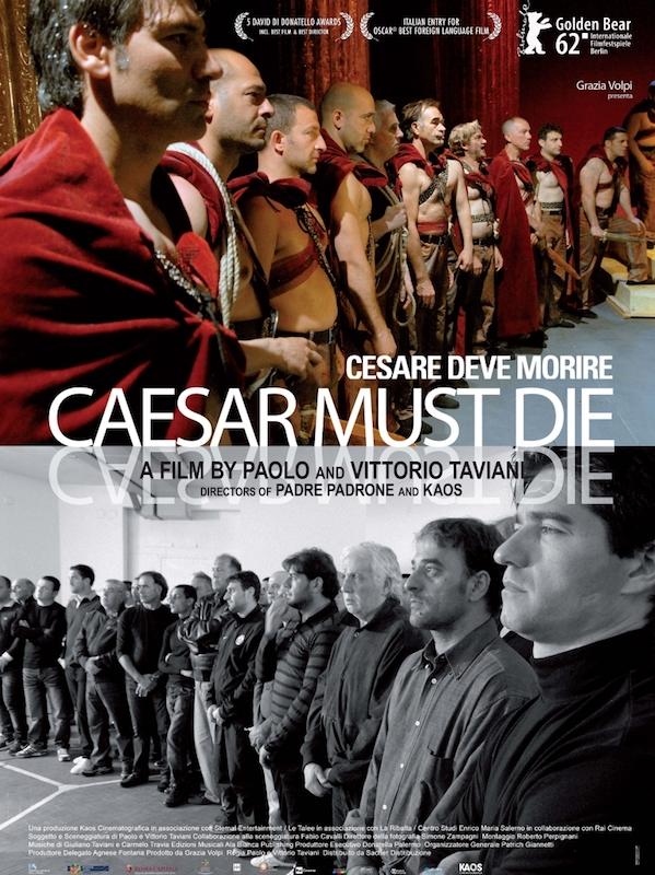 Film Fest Gent Caesar Must Die
