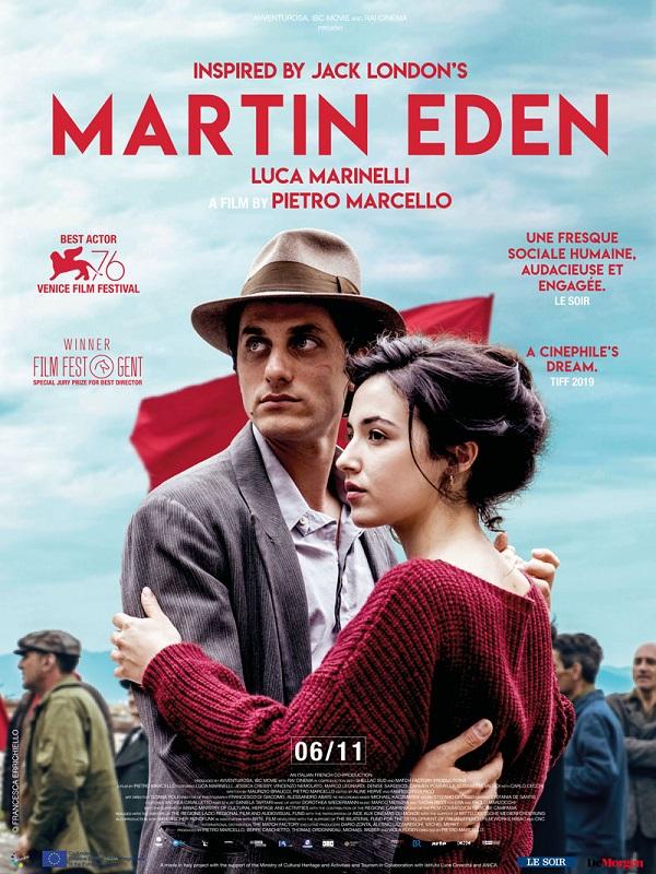 Film Fest Gent Martin Eden