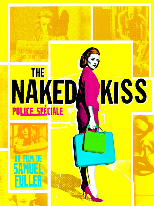 """Afficher """"Police Spéciale (The Naked Kiss)"""""""