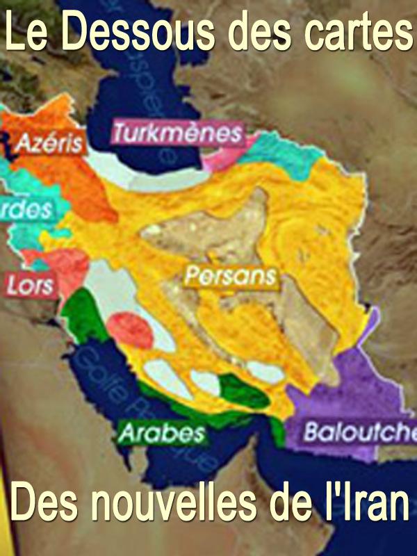 Le Dessous des cartes - Des nouvelles de l'Iran | Victor, Jean-Christophe (Réalisateur)