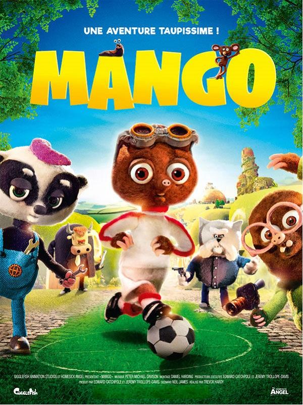 Mango   Hardy, Trevor (Réalisateur)
