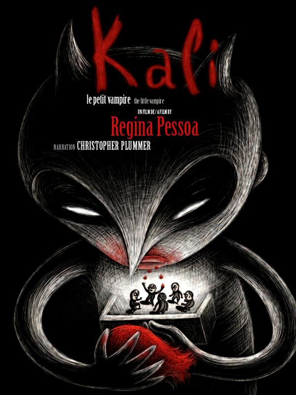 Kali, le petit vampire |