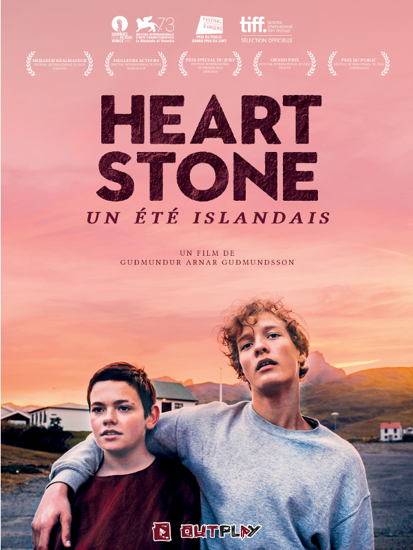 Heartstone - un été islandais | Gudmundsson, Gudmundur Arnar (Réalisateur)