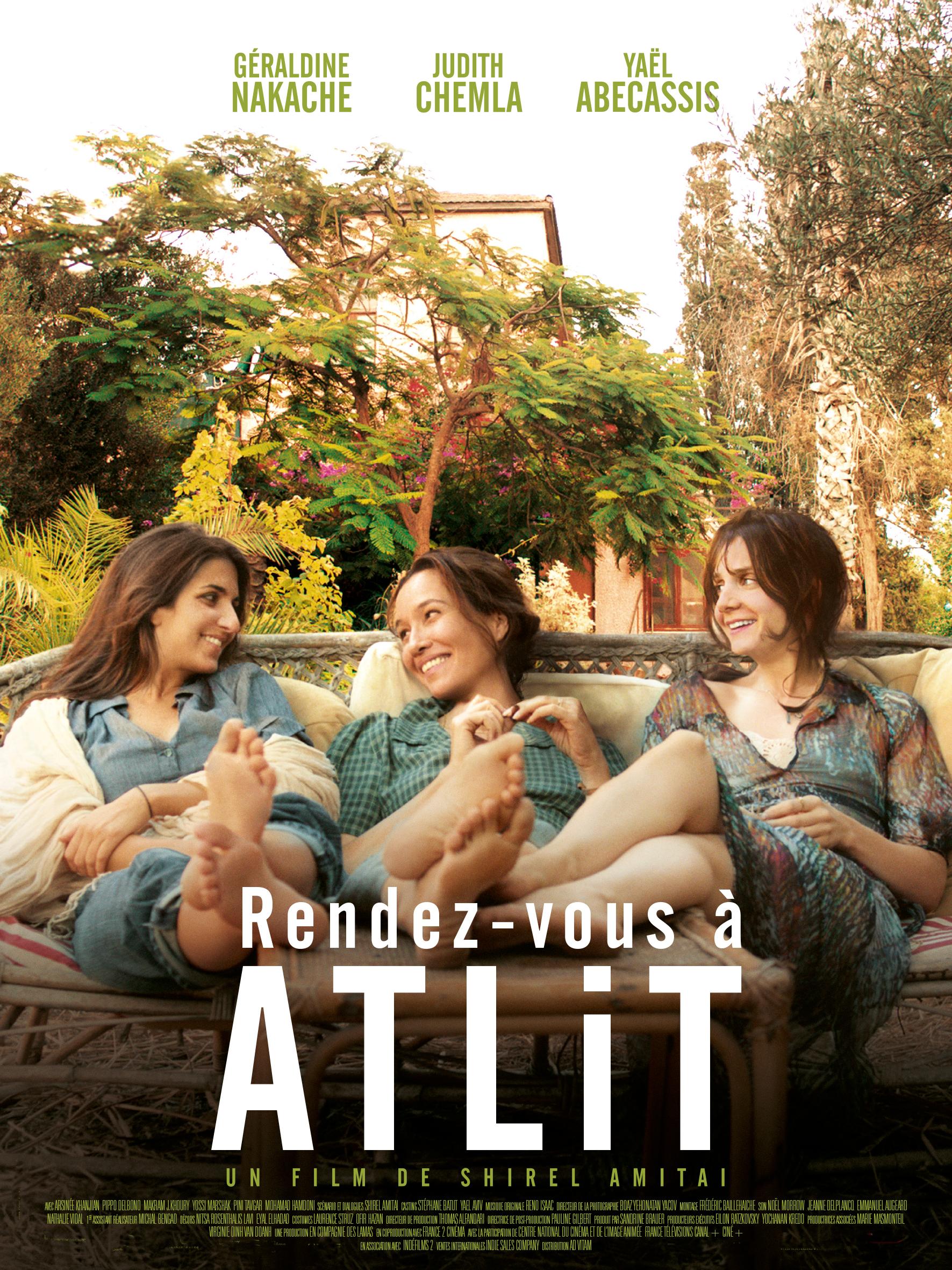 Rendez-vous à Atlit   Amitaï, Shirel (Réalisateur)