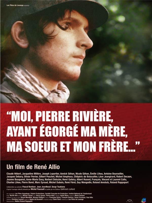 Moi, Pierre Rivière ayant égorgé ma mère, ma sœur et mon frère | Allio, René (Réalisateur)