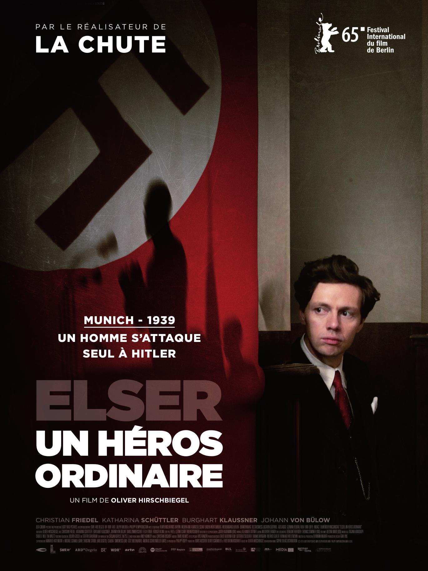 """Afficher """"Elser, un héros ordinaire"""""""