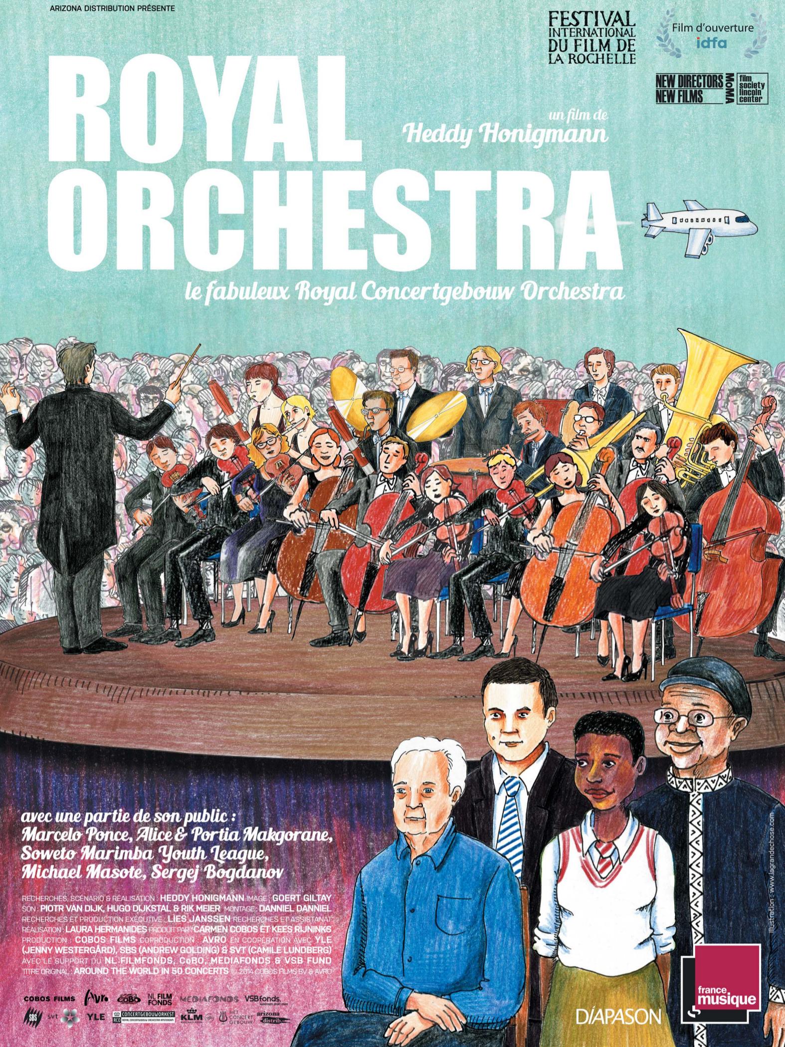 Royal Orchestra | Honigmann, Heddy (Réalisateur)