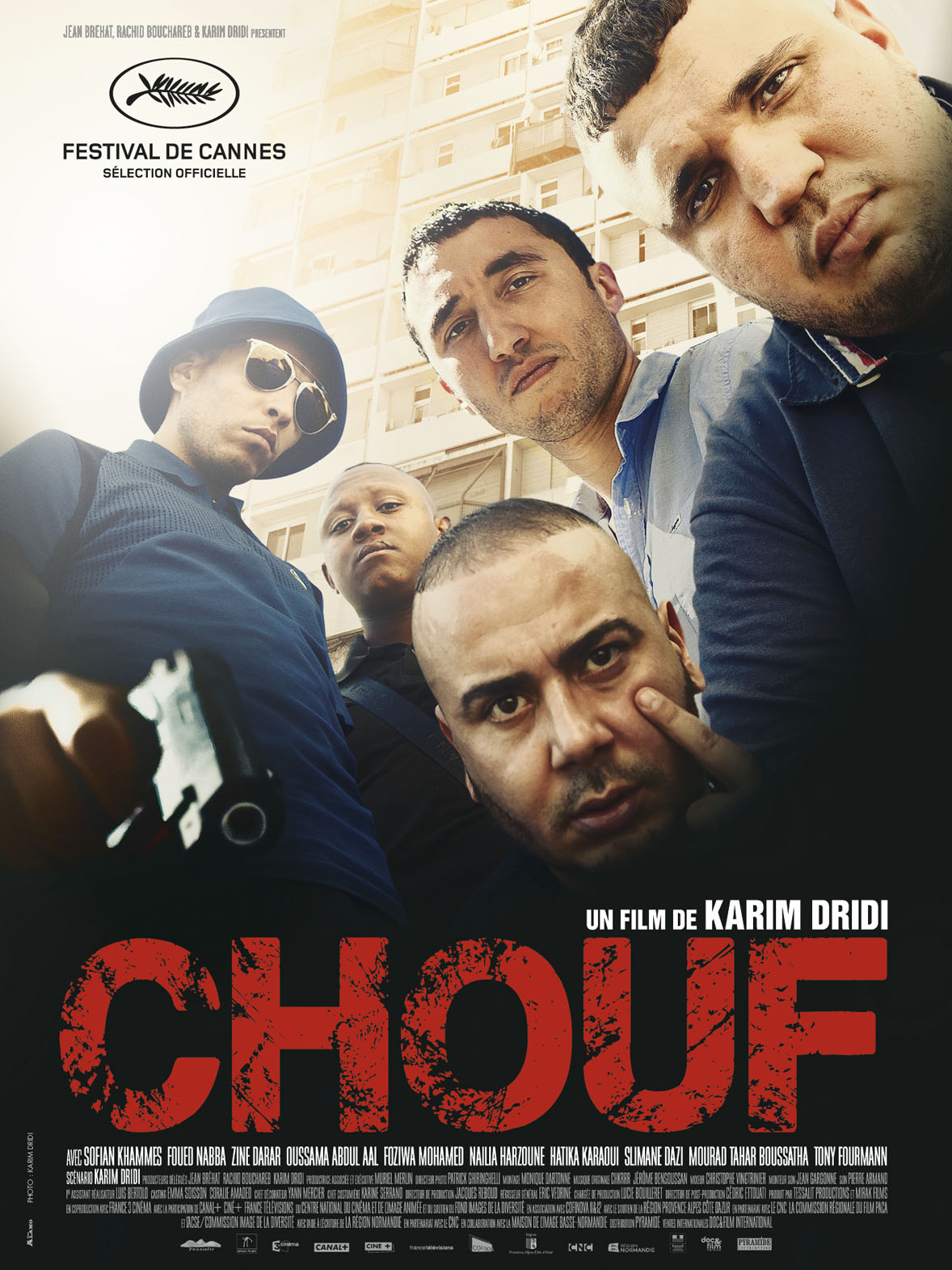 Chouf | Dridi, Karim (Réalisateur)