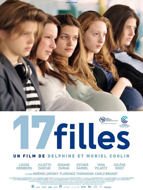 Film Fest Gent - 17 Filles