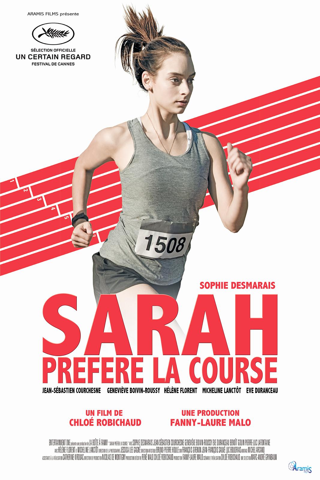 Sarah préfère la course |
