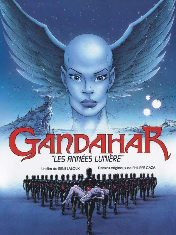 Gandahar | Laloux, René (Réalisateur)
