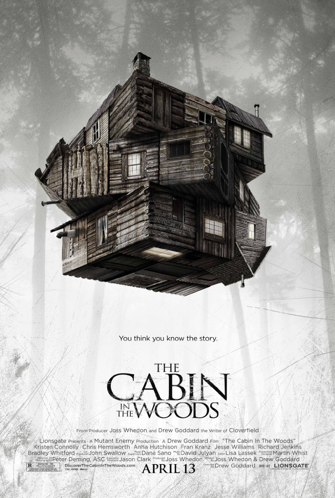 Film Fest Gent The Cabin in the Woods