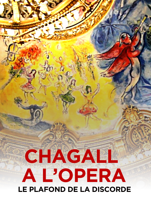 Chagall à l'Opéra |
