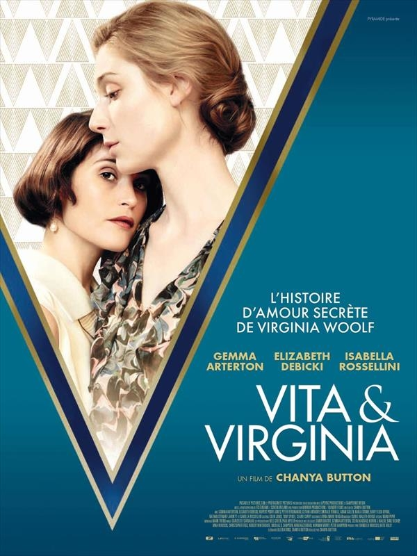 Vita & Virginia | Button, Chanya (Réalisateur)