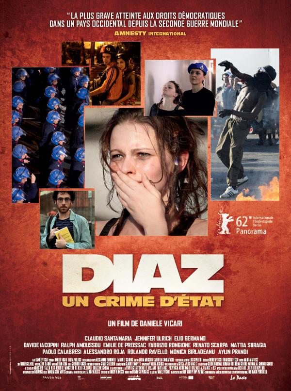 Diaz, un crime d'état | Vicari, Daniele (Réalisateur)