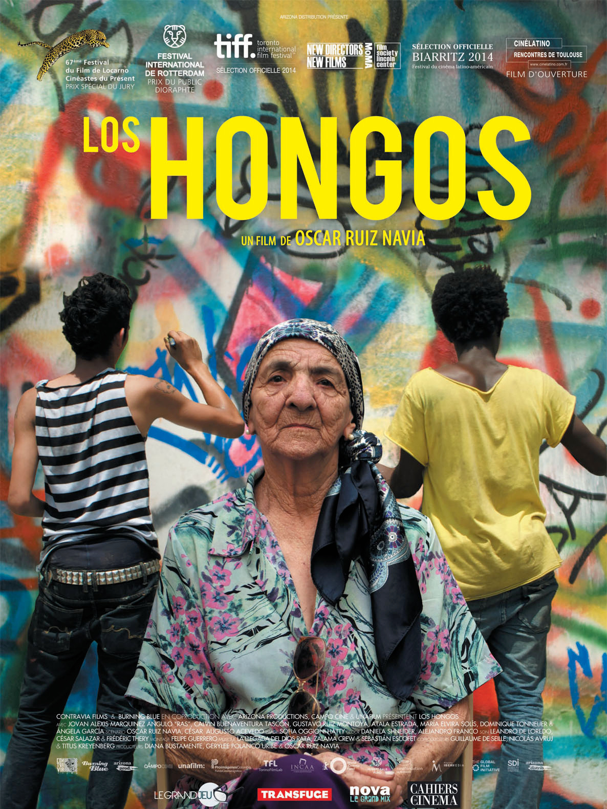 Los Hongos | Navia, Oscar Ruiz (Réalisateur)