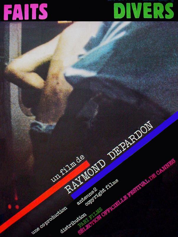 Faits divers | Depardon, Raymond (Réalisateur)
