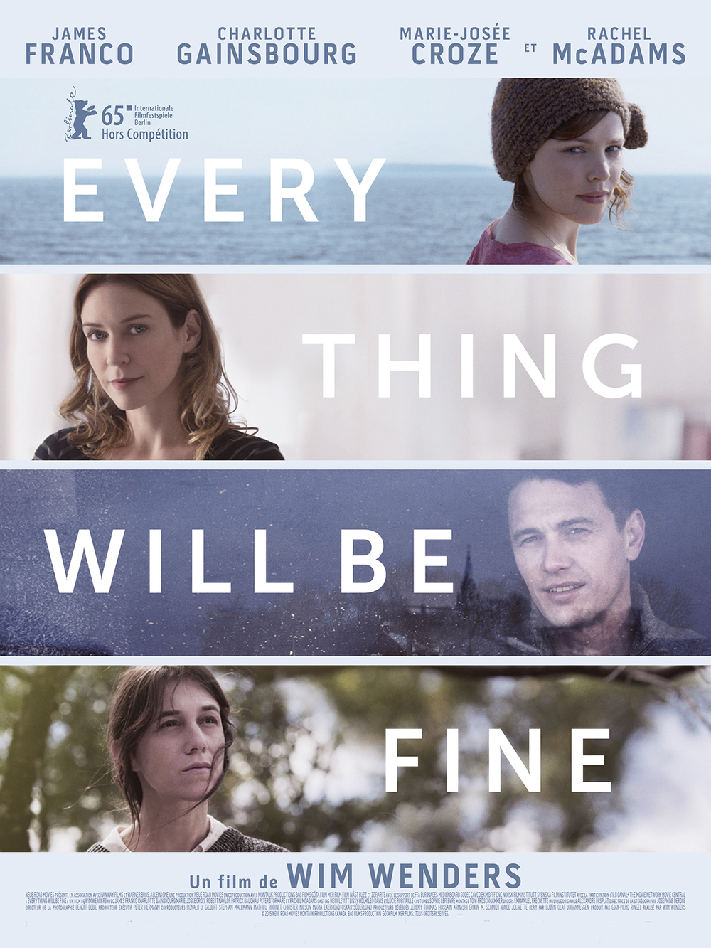 Every Thing Will Be Fine | Wenders, Wim (Réalisateur)