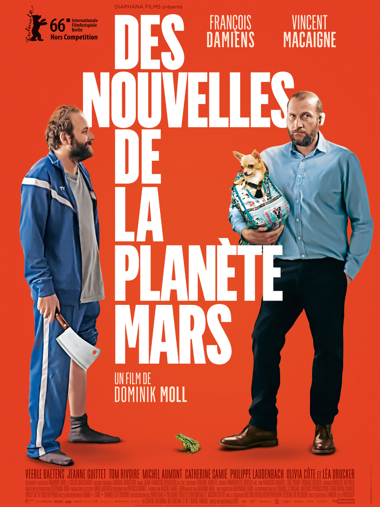 Des nouvelles de la planète Mars | Moll, Dominik (Réalisateur)