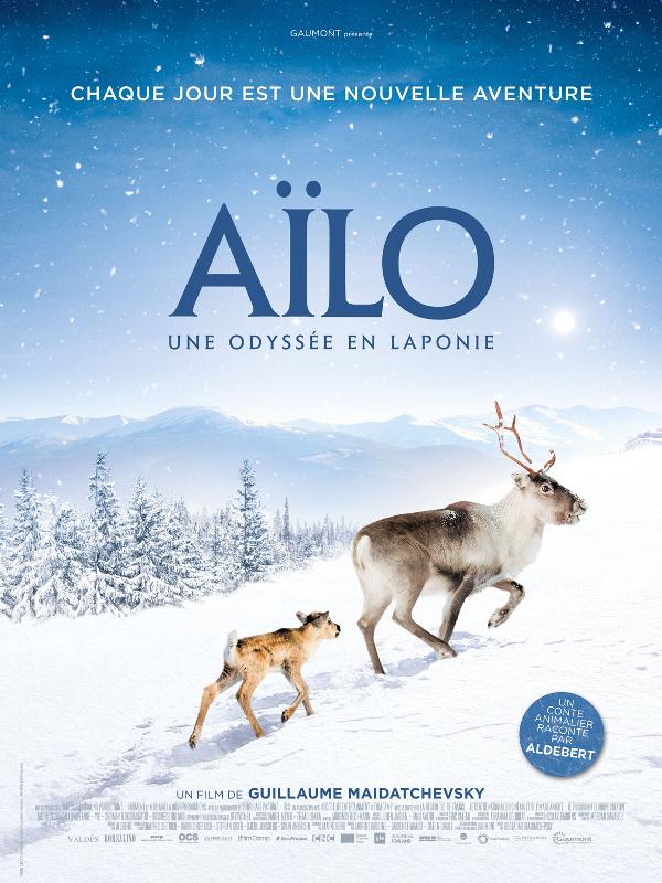 Aïlo : une odyssée en Laponie   Maidatchevsky, Guillaume (Réalisateur)