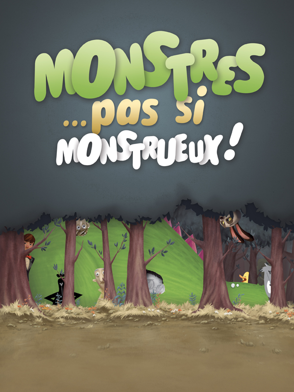 Monstres... pas si monstrueux ! | Loubières, Juliette (Réalisateur)